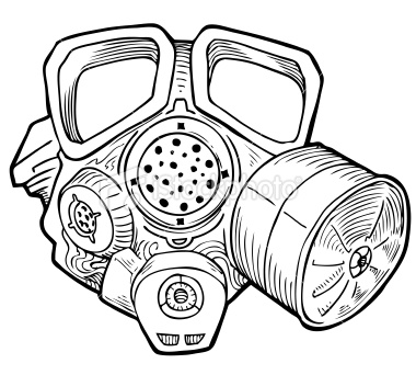 Cool gas mask drawings images amp pictures becuo